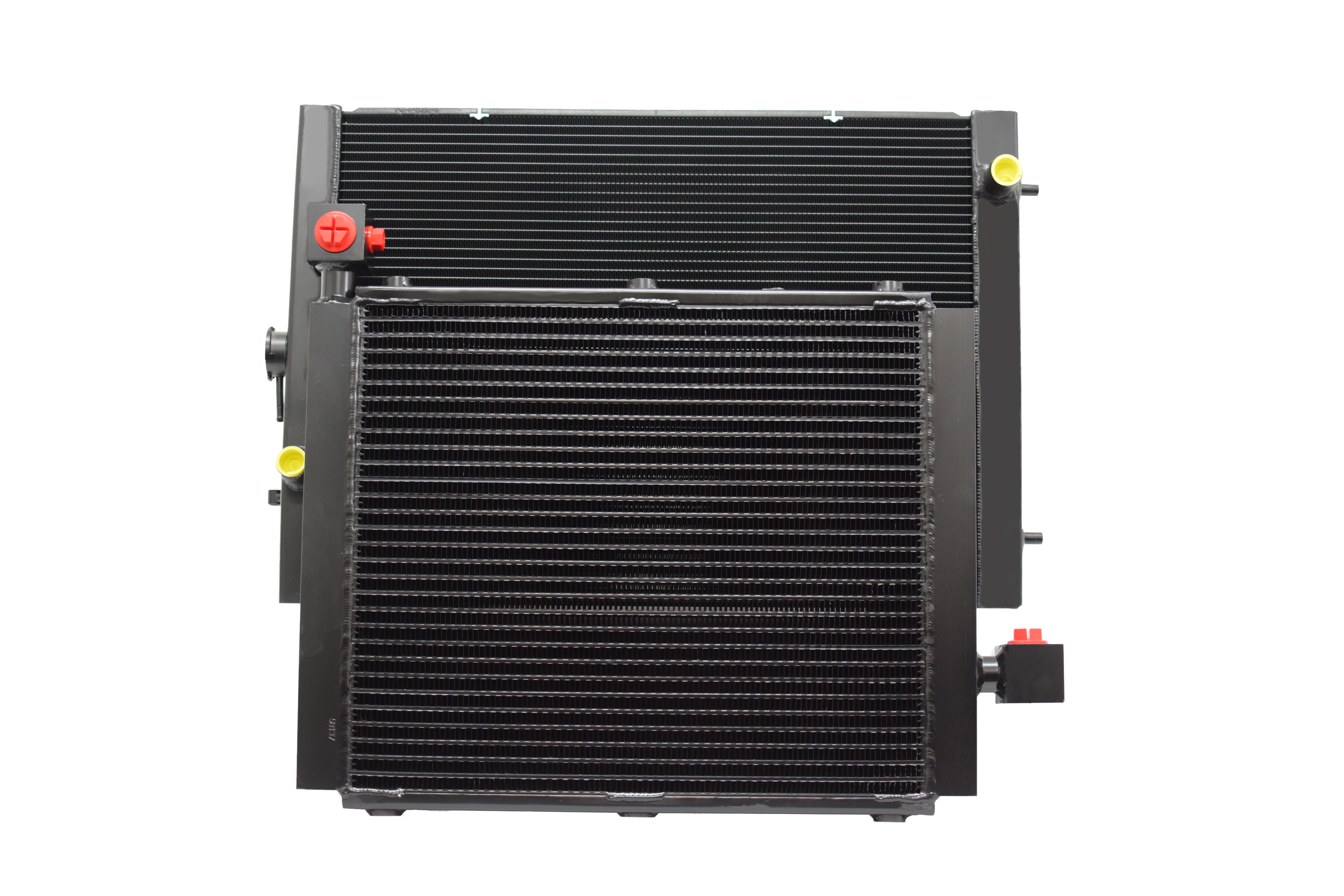 re conditioning of industrial oil coolers water radiators. Black Bedroom Furniture Sets. Home Design Ideas